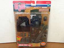"GI Joe 1/6 12"" Urban SWAT Unit Accessory Set Battle Gear T39"
