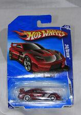 Hot Wheels 2010 24/Seven Nightburnerz Red 8/10 - 96/20 EX