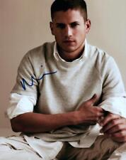 Wentworth Miller signed 8x10 Photo Amazing autographed Picture + COA
