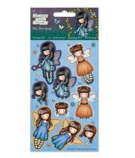 Faerie Folk - Mini Decoupage - 2pk - Santoro - Fairy Characters