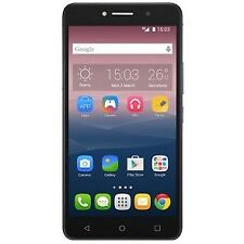 Alcatel Pixi 4 Phablet - 4g 16 GB 6' Nero