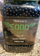 Monarch Competition 5000Count Airsoft Ammo