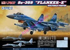 Great Wall Hobby L7207 Su-35S FLANKER-E MULTIROLE FIGHTER MODEL KIT 2019