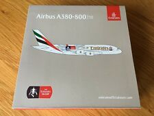 EMIRATES FA CUP Airbus A380-800 DIECAST METAL Model Gemini 1:400 A380 GJUAE1595