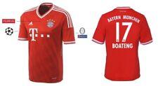 Trikot Adidas FC Bayern Champions League Finale Wembley 2013 - Boateng 17