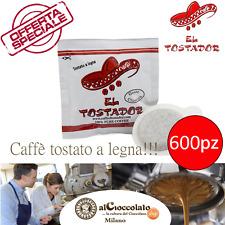600 CIALDE CAFFE' EL TOSTADOR GUSTO CLASSICO ELTOSTADOR + UN DELIZIOSO OMAGGIO