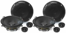 "(2) Pairs New! MTX TERMINATOR52 5.25"" Inch 140 Watt Car Audio Component Speakers"