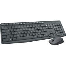 Logitech MK235 Wireless Desktop Wireless Keyboard Tastatur QWERTZ
