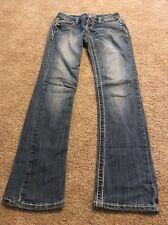 Maurices Women's Blue Denim Jeans Size 1–2 Regular