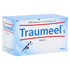 HEEL Traumeel S 250 Tablets Homeopathic Remedies