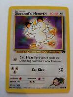 Saffron City Gym 122//132 Gym Challenge Pokemon Card LP $1 Flat Shipping