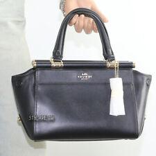 75e49d44329e6 🌸🌸NWT Coach Grace Bag 20 Leather Satchel Crossbody Bag 31918 Black New  RARE