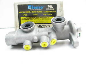 Fenco M52270 Reman Brake Master Cylinder For 1987-1988 Nissan Pathfinder