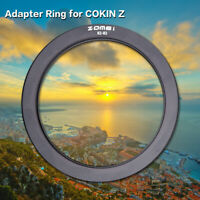 Zomei 67/72/77/82/86mm Filter Adapter Ring for Multifunctional Holder Cokin Z