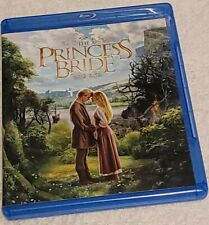 The Princess Bride Blu-ray disc
