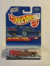 '59 CADDY Low 'n Cool Series - 1998 Hot Wheels Die Cast Car - Mint on Card