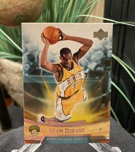 KEVIN DURANT ROOKIE CARD Upper Deck SP #11 Fair - READ
