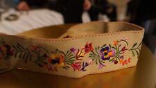 Cinturón Tribal Bohemio Chic Morgan Bordado