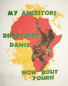 Black History Dance & Dancer Tee Youth S African American Ancestors T new atad1