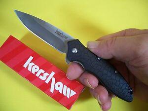 KERSHAW - OSO SWEET Spring Assisted SPEEDSAFE opening Knife - AO edc  KS 1830