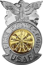 USAF Fire Chief Badge