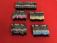 50x Canon Patronen PGI 550, CLI 551 Cyan, Magenta, Black, Yellow *** LEER***