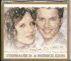 STEPHANIE D. & PATRICK KING - everytime it's Christmas 4 trk MAXI & CD-ROM PART
