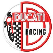 Ducati Motorrad-Abzeichen & -Aufnäher