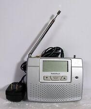 Radio Shack Weather Radio w/ NOAA Alerts and Alarm Clock