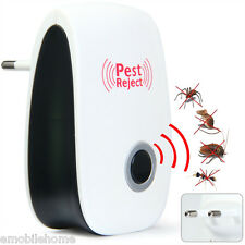 Electronic Pest Repeller Ultrasonic Rejector for Mouse Bug Mosquito Insect