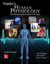 Vander's Human Physiology 14e Global Edition