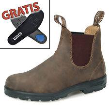 Blundstone 585 Town & Country Chelsea Boots Stiefel Stiefeletten + Einlegesohlen