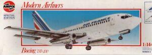 Airfix 1/144 Air France/British Airways Boeing 737-200