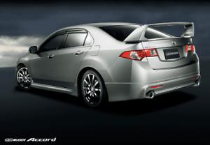 Honda Accord Euro CU MG style Wing Spoiler
