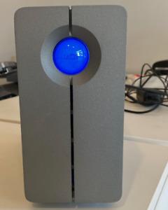 LaCie 2big 4 TB USB3.0 und FireWire 800 - gebraucht, voll funktionsfähig