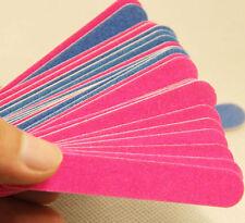 Lot 10x Nail Art Sanding Files Polish Acrylic Block Buffer Manicure  Tools  LE