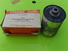 INTERNATIONAL TRACTEUR FILTRE FRAM C137A ORIGINE NEUF