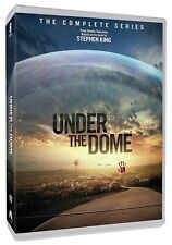 Under the Dome: The Complete Series 1-3 (DVD, 2017, 12-Disc Set) Brand New Seale