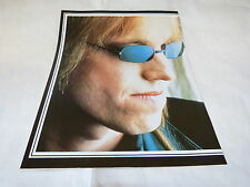 TOM PETTY - Mini poster couleurs 3 !!!!!!!!!!!!!!!