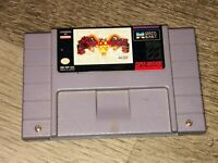 Shadowrun Super Nintendo Snes Cleaned & Tested Authentic