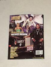 Looters Magazine MICHAEL JACKSON 2009 Commemorative Issue RARE COLLECTIBLE