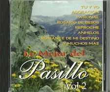 Lo Mejor Del Pasillo Volume 2 Latin Music CD