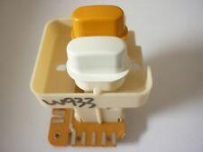 Genuine used Miele Push button switch 2DX-02 l.white- W933- 3743582