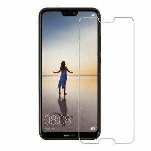 New For Huawei P40 P30 Pro Lite Tempered Glass Screen Protector Full Protection