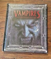 Vampires and Other Monstrous Creatures IBSN# 978-0-06-145412-7
