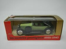 Solido Hispano Suiza 1926 Green 1:43