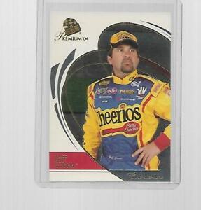 2004 PRESS PASS PREMIUM RACING JEFF GREEN #22