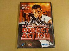 DVD / DIRECT ACTION ( DOLPH LUNDGREN )