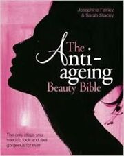 The Anti-Ageing Beauty Bible Big Pink Hard Cover Book Women's/Secrets/Ladies/NEW