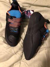 Evolv Kronos Rock Climbing Shoes - Men's Size 4